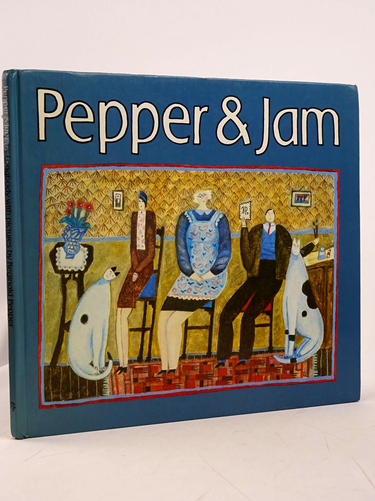 Photo of PEPPER & JAM- Stock Number: 1817603