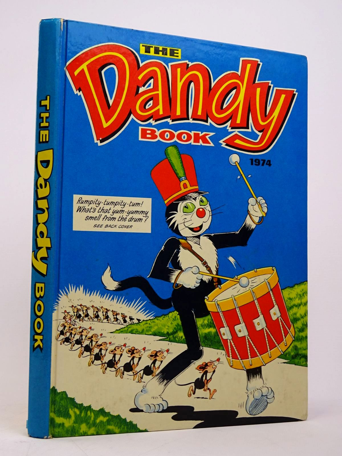 Photo of THE DANDY BOOK 1974- Stock Number: 1817617
