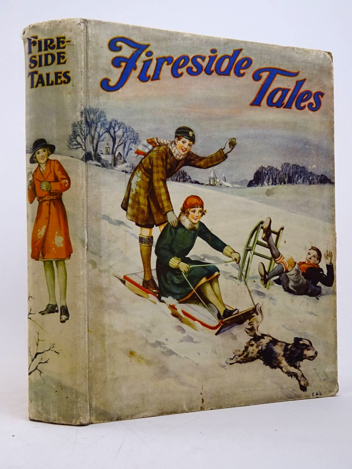 Photo of FIRESIDE TALES- Stock Number: 1817620