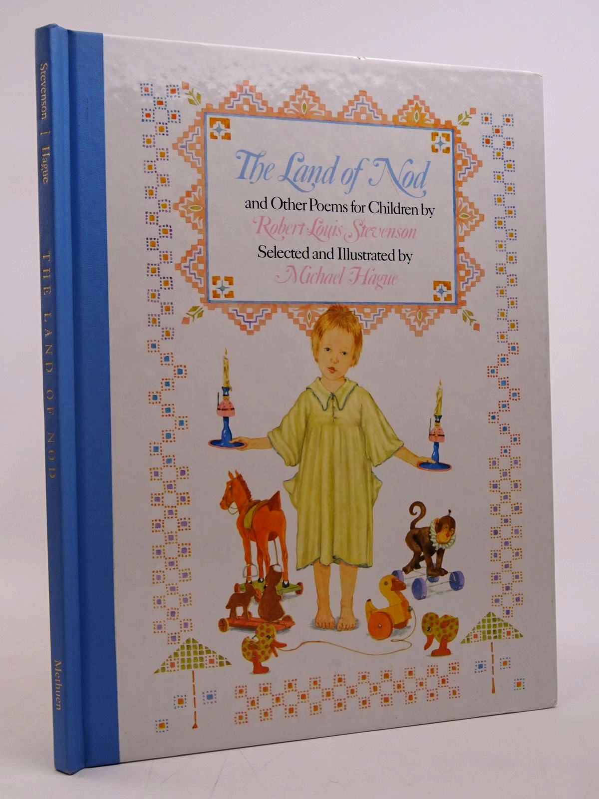 Photo of THE LAND OF NOD AND OTHER POEMS FOR CHILDREN written by Stevenson, Robert Louis illustrated by Hague, Michael published by Methuen Children's Books (STOCK CODE: 1817622)  for sale by Stella & Rose's Books