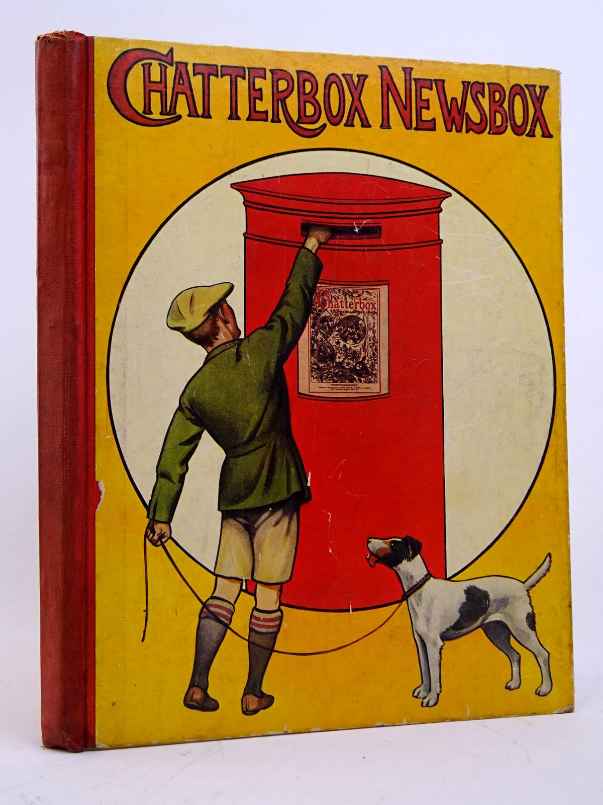 Photo of CHATTERBOX NEWSBOX published by Wells Gardner, Darton & Co. Ltd. (STOCK CODE: 1817637)  for sale by Stella & Rose's Books