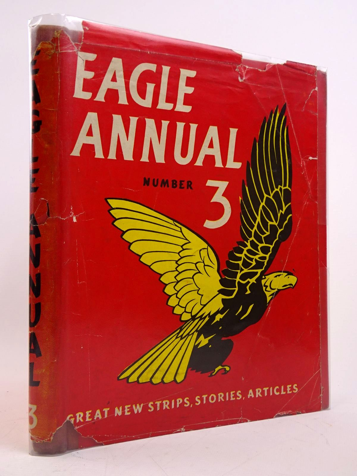 Photo of EAGLE ANNUAL No. 3 written by Morris, Marcus<br />Johns, W.E. published by Hulton Press Ltd. (STOCK CODE: 1817638)  for sale by Stella & Rose's Books