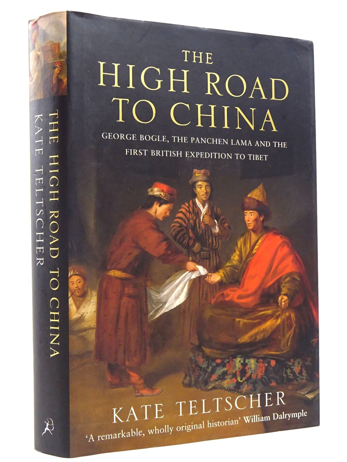 Photo of THE HIGH ROAD TO CHINA- Stock Number: 1817650