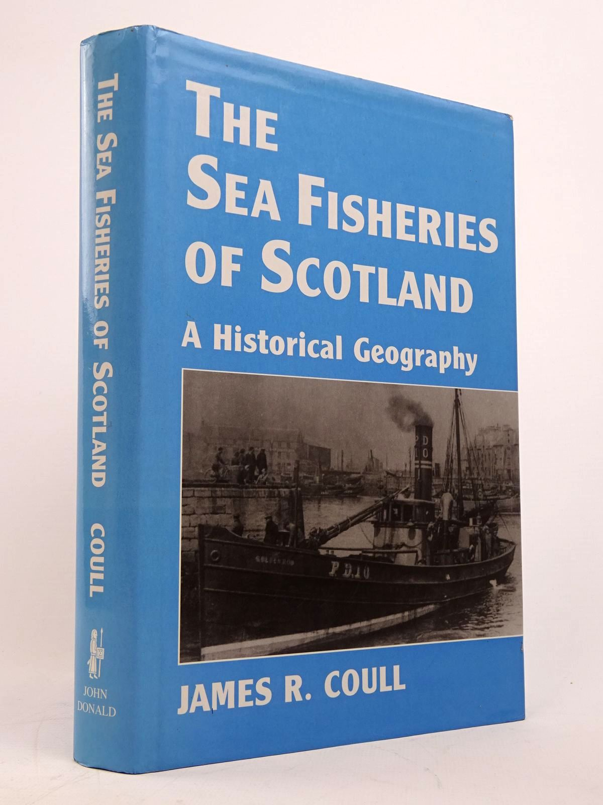 Photo of THE SEA FISHERIES OF SCOTLAND: A HISTORICAL GEOGRAPHY written by Coull, James R. published by John Donald Publishers Ltd. (STOCK CODE: 1817661)  for sale by Stella & Rose's Books