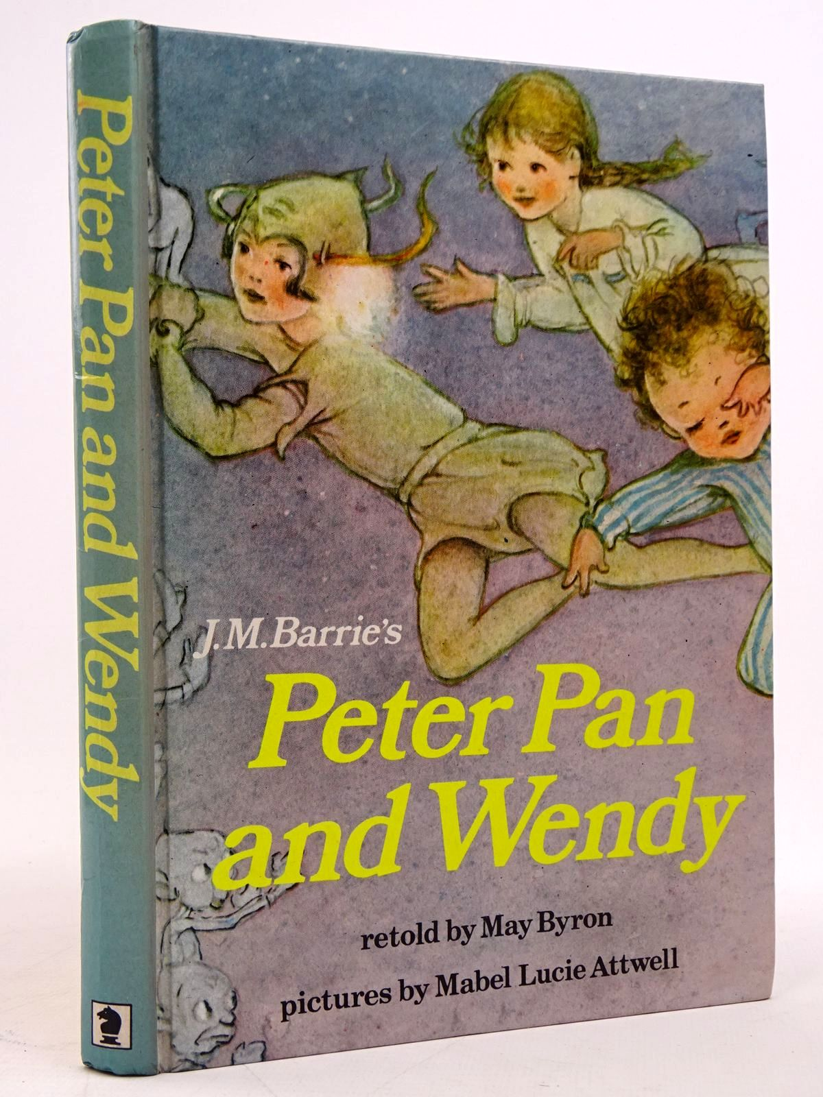 Photo of PETER PAN AND WENDY written by Barrie, J.M.