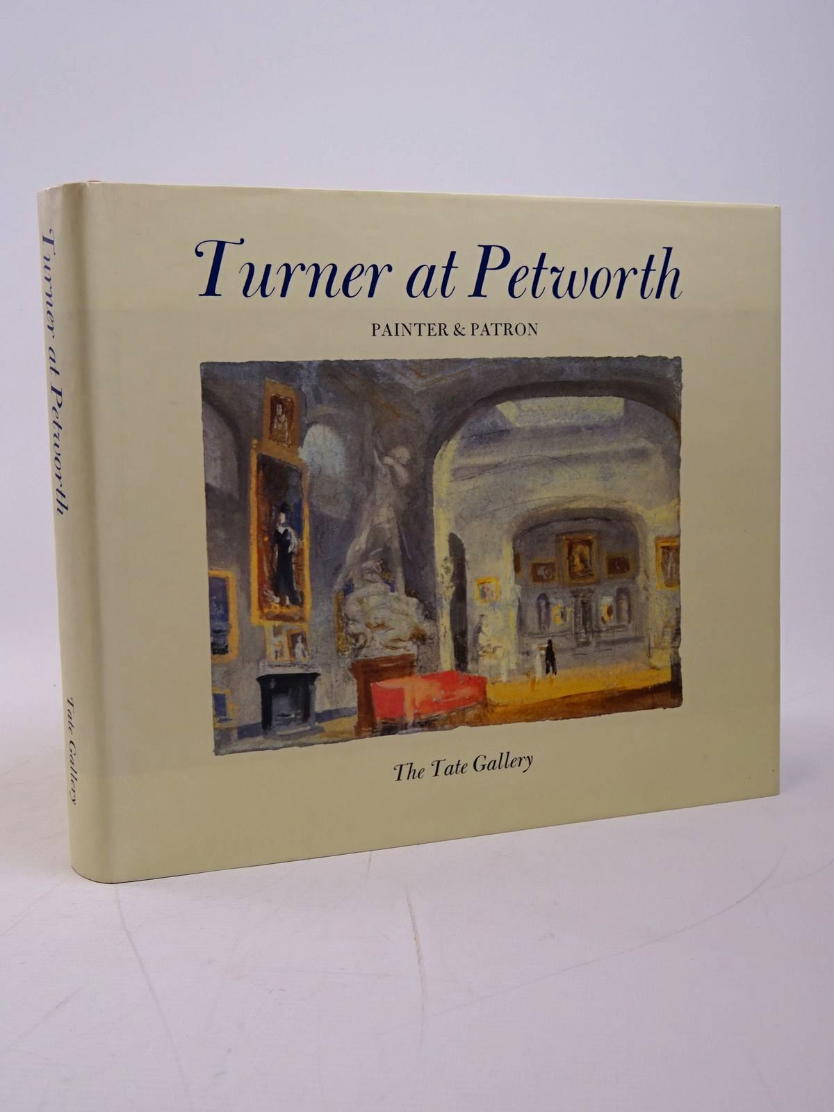Photo of TURNER AT PETWORTH: PAINTER & PATRON- Stock Number: 1817683