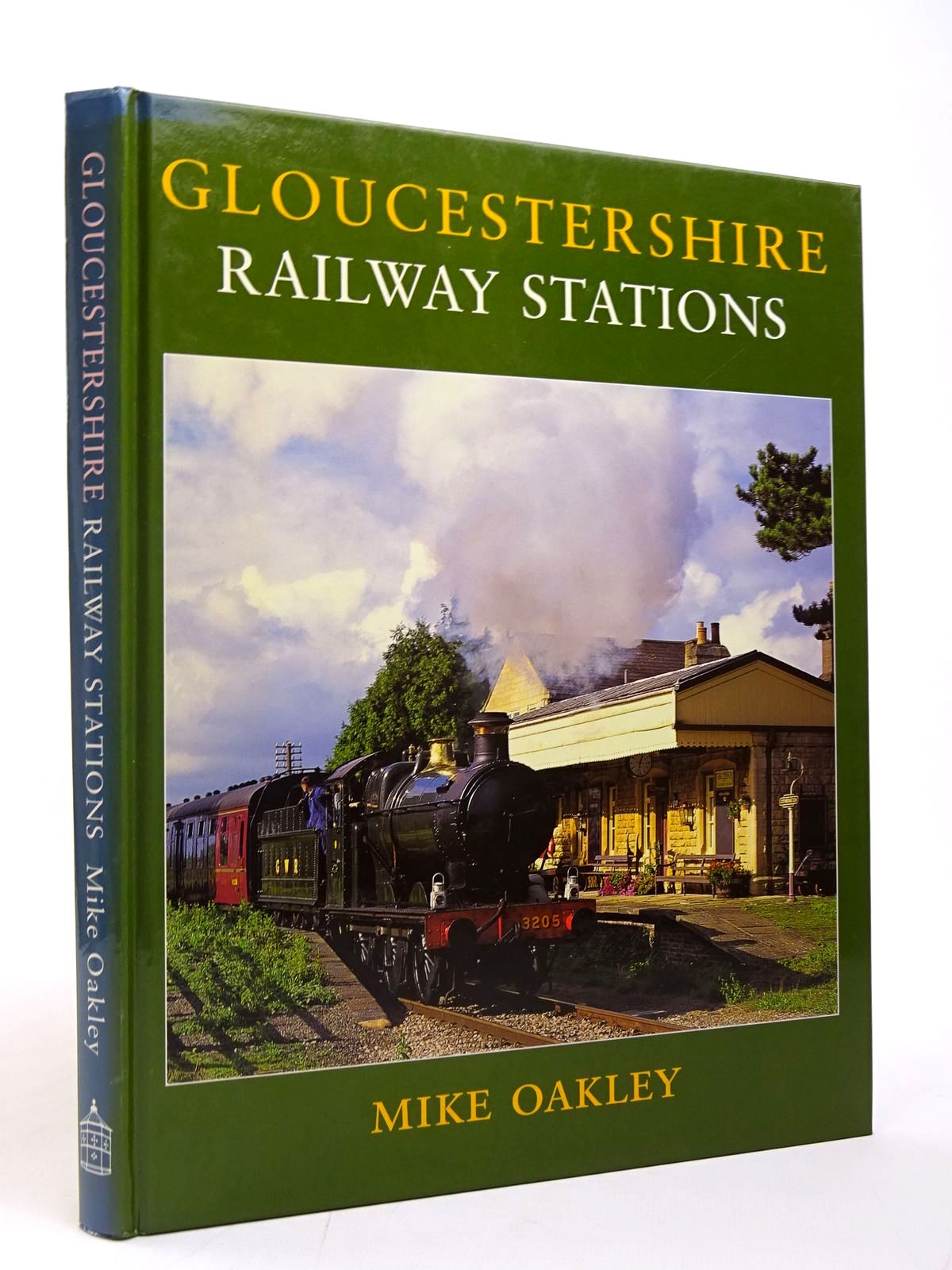 Photo of GLOUCESTERSHIRE RAILWAY STATIONS written by Oakley, Mike published by Dovecote Press (STOCK CODE: 1817685)  for sale by Stella & Rose's Books