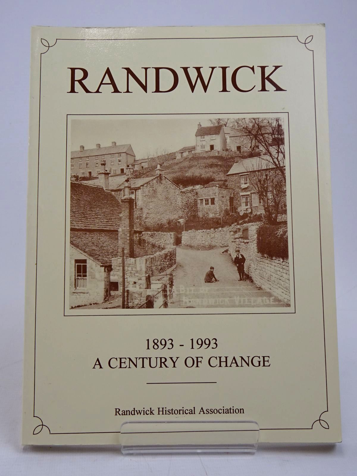 Photo of RANDWICK 1893-1993 A CENTURY OF CHANGE- Stock Number: 1817701