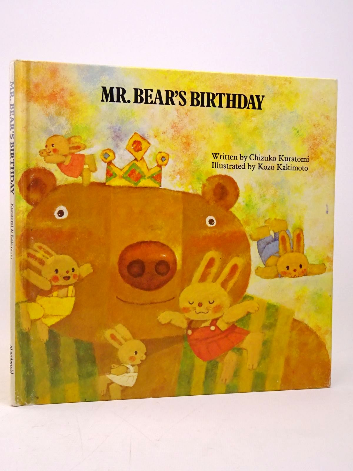 Photo of MR. BEAR'S BIRTHDAY- Stock Number: 1817713