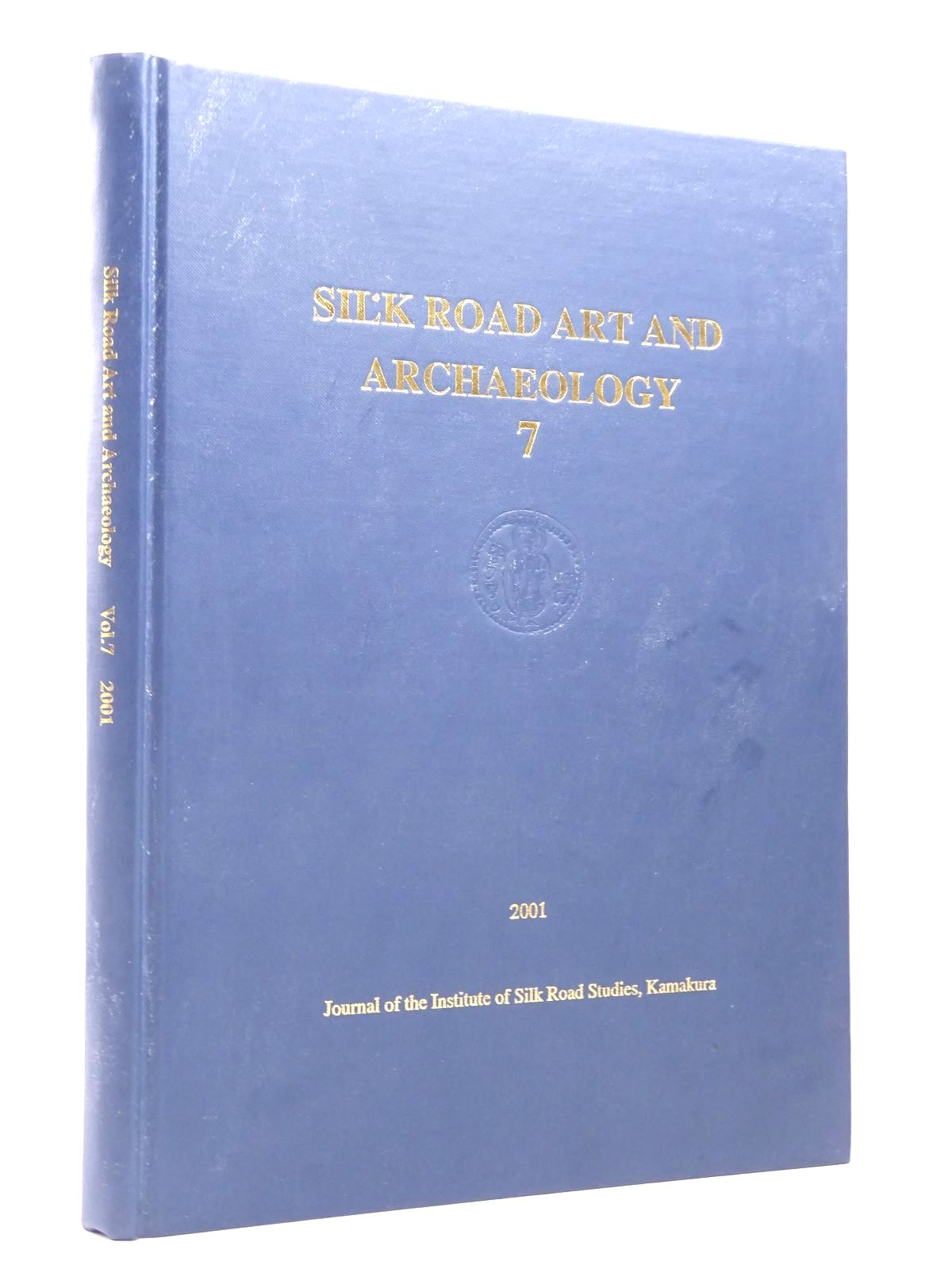 Photo of SILK ROAD ART AND ARCHAEOLOGY 7 written by Kuzmina, Elena<br />et al, published by The Institute Of Silk Road Studies (STOCK CODE: 1817719)  for sale by Stella & Rose's Books