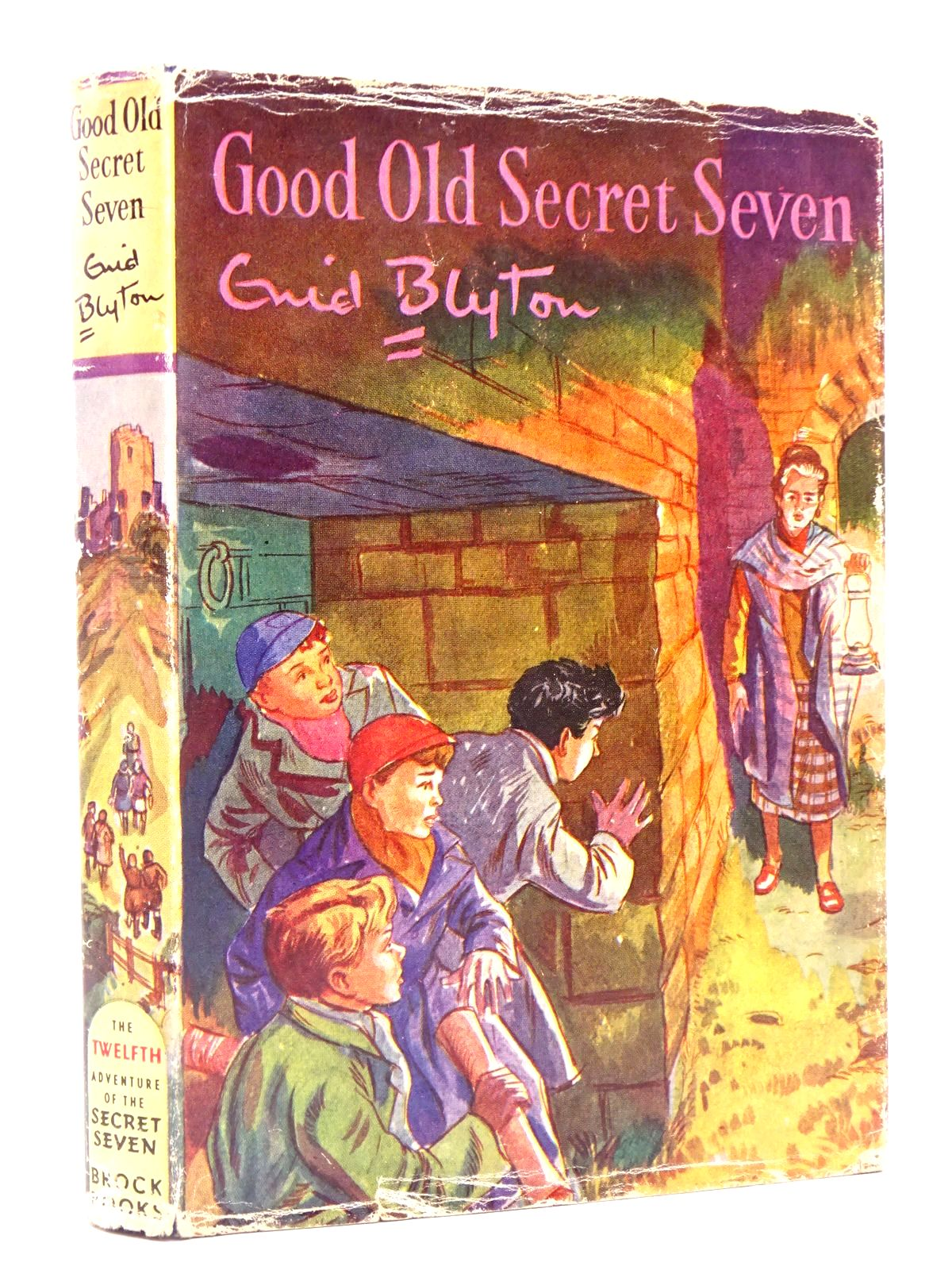 Photo of GOOD OLD SECRET SEVEN written by Blyton, Enid illustrated by Sharrocks, Burgess published by Brockhampton Press (STOCK CODE: 1817758)  for sale by Stella & Rose's Books