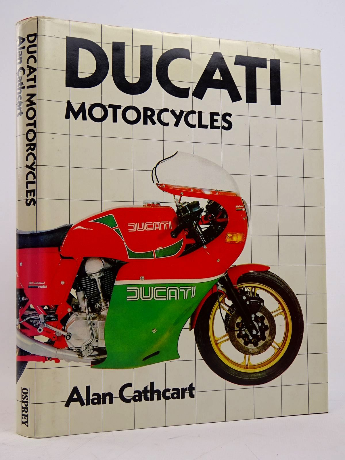 Photo of DUCATI MOTORCYCLES written by Cathcart, Alan published by Osprey Publishing (STOCK CODE: 1817783)  for sale by Stella & Rose's Books
