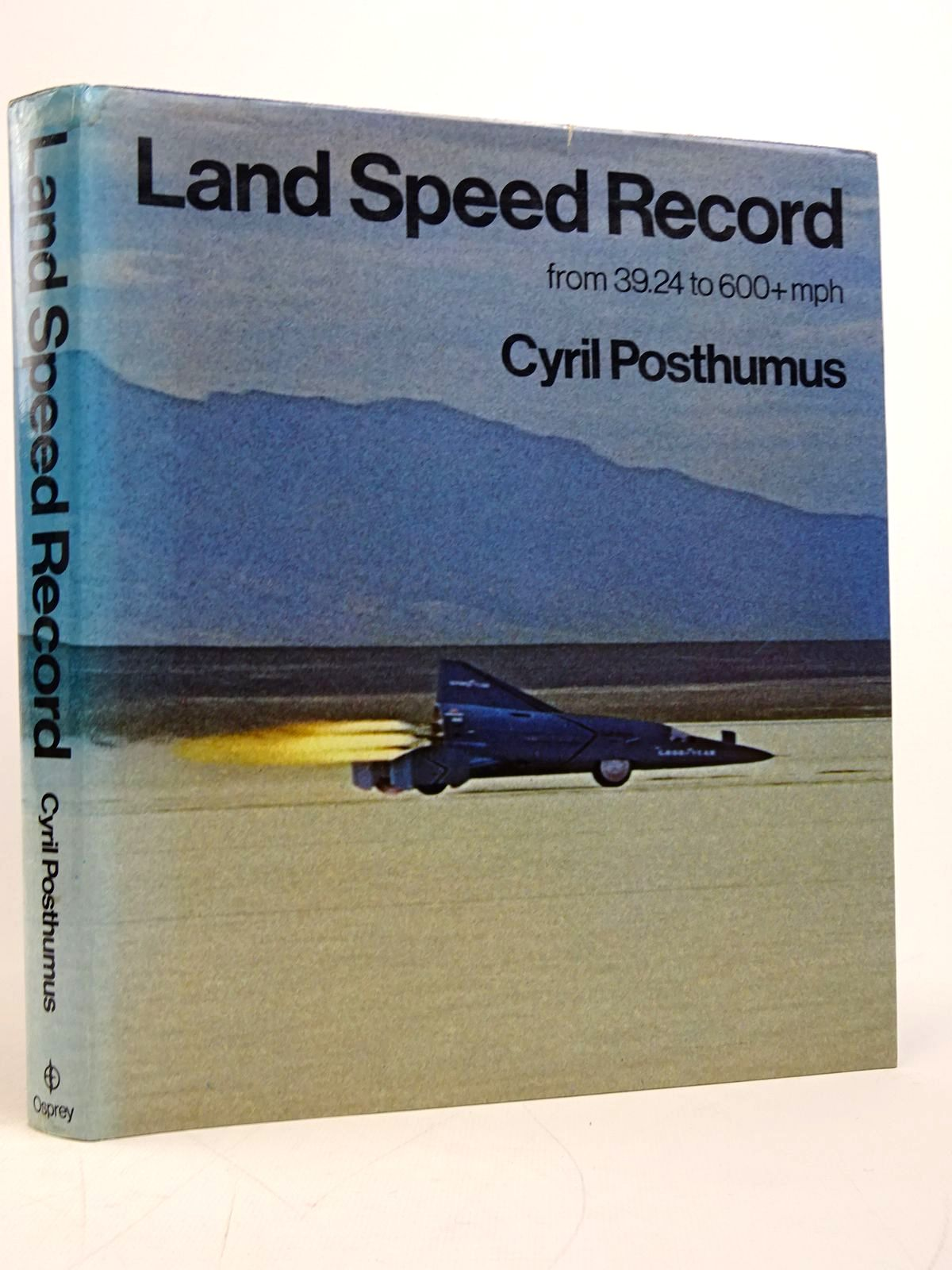 Photo of LAND SPEED RECORD- Stock Number: 1817788