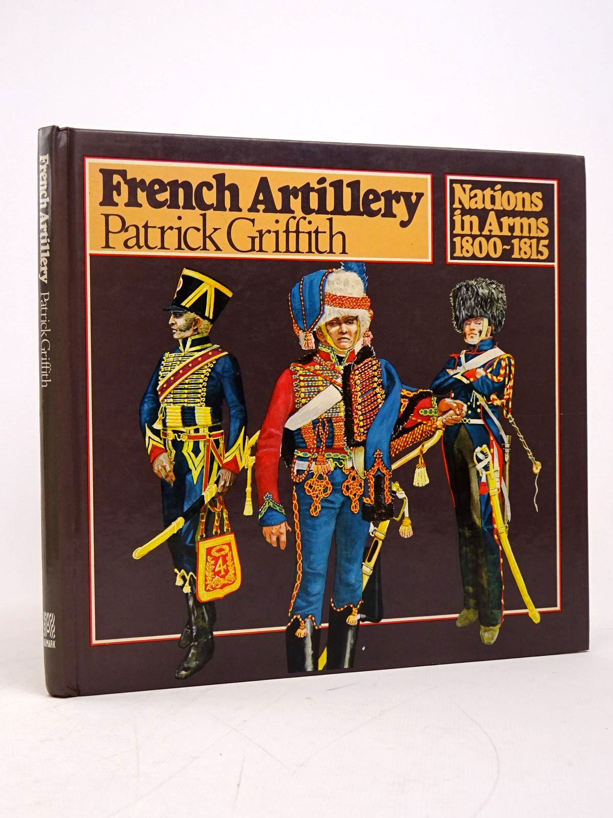 Photo of FRENCH ARTILLERY written by Griffith, Patrick illustrated by Bukhari, Emir published by Almark Publishing Co. Ltd. (STOCK CODE: 1817815)  for sale by Stella & Rose's Books