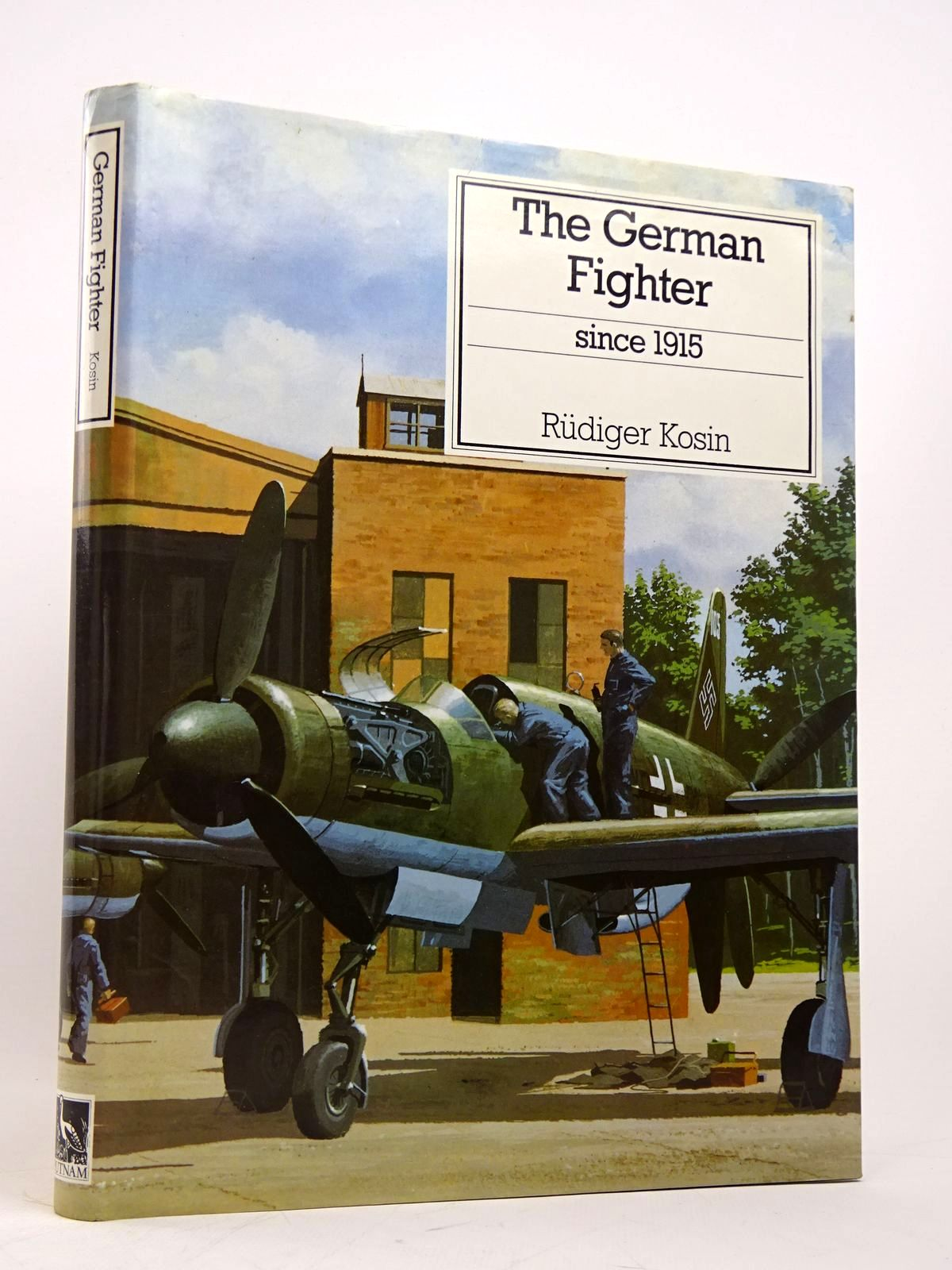 Photo of THE GERMAN FIGHTER SINCE 1915 written by Kosin, Rudiger published by Putnam (STOCK CODE: 1817817)  for sale by Stella & Rose's Books