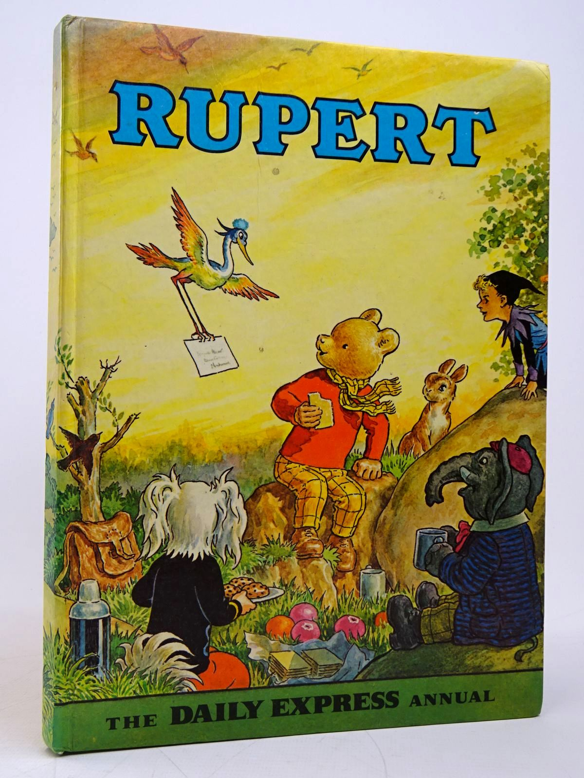 Photo of RUPERT ANNUAL 1972- Stock Number: 1817843