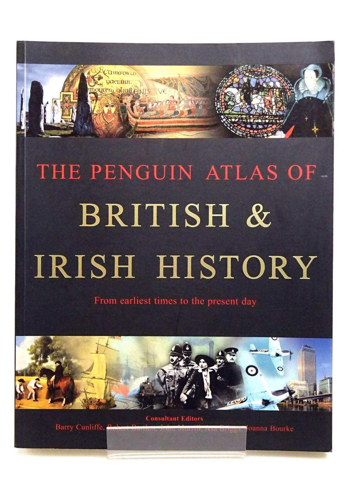 Photo of THE PENGUIN ATLAS OF BRITISH & IRISH HISTORY- Stock Number: 1817863