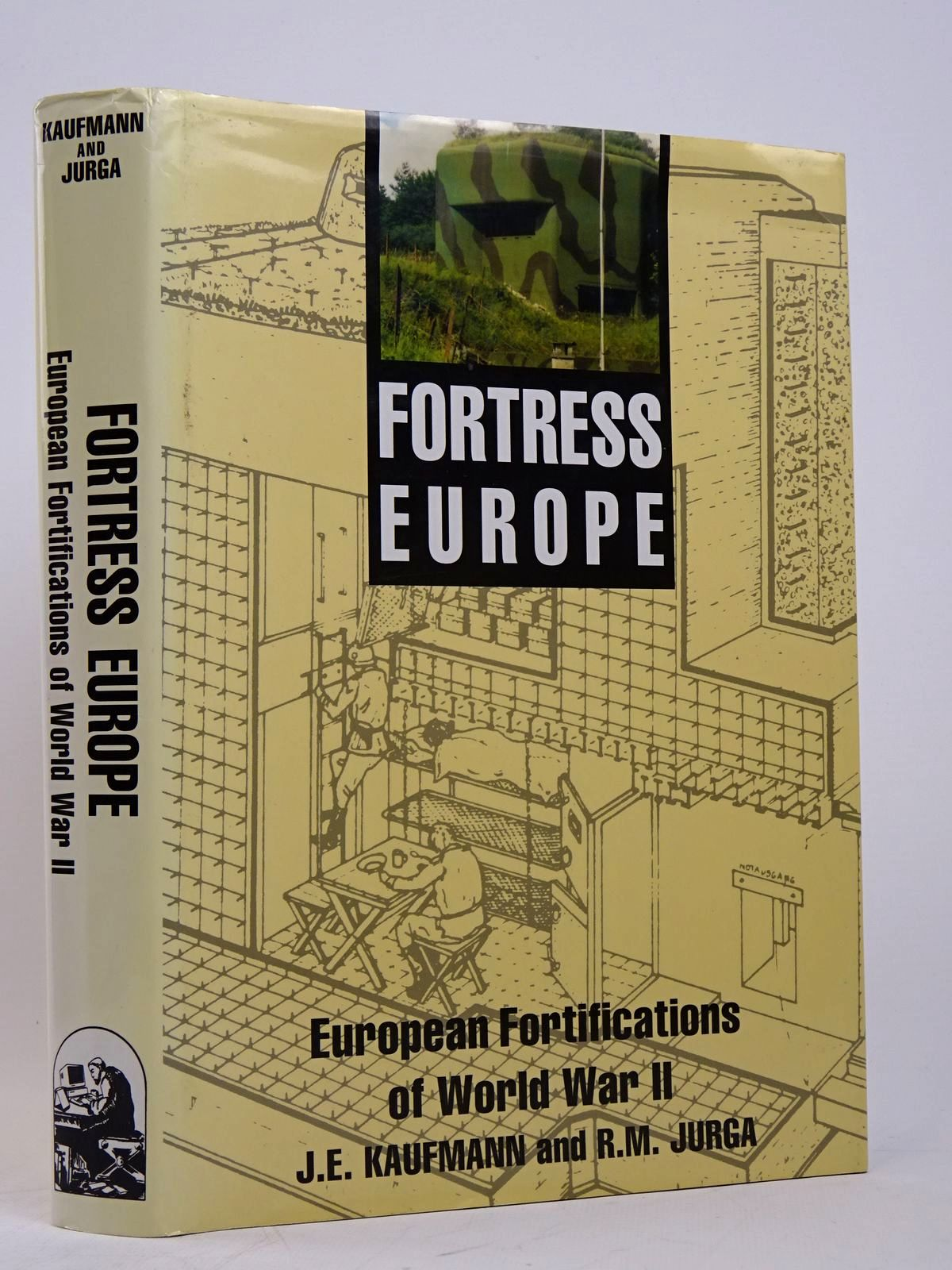 Photo of FORTRESS EUROPE written by Kaufmann, J.E.<br />Jurga, Robert M. published by Combined Publishing (STOCK CODE: 1817885)  for sale by Stella & Rose's Books
