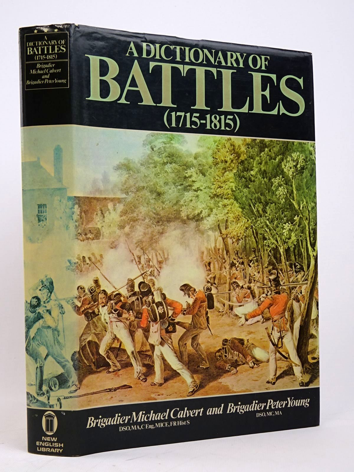 Photo of A DICTIONARY OF BATTLES 1715-1815- Stock Number: 1817889