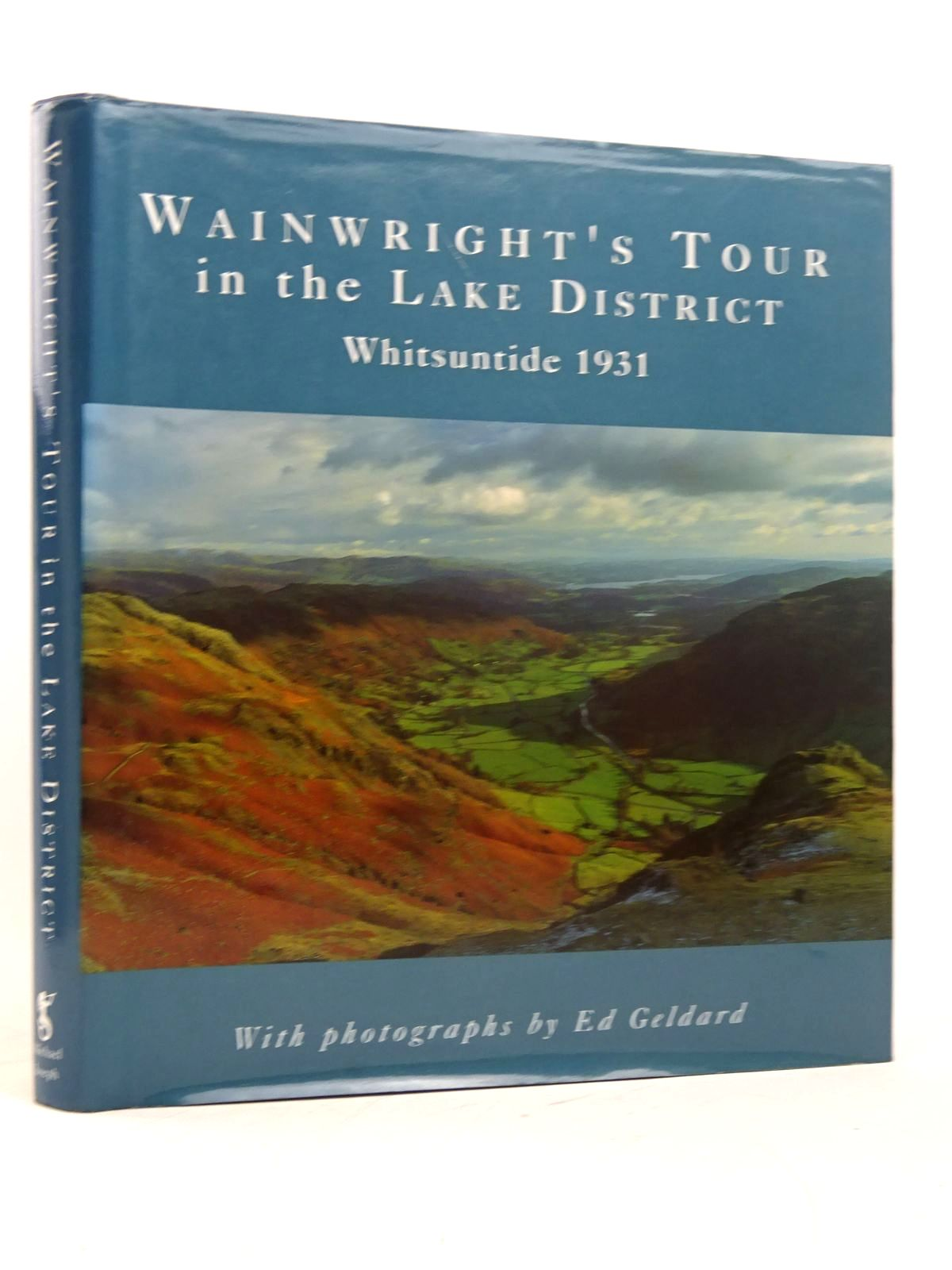 Photo of WAINWRIGHT'S TOUR IN THE LAKE DISTRICT: WHITSUNTIDE 1931 written by Wainwright, Alfred published by Michael Joseph (STOCK CODE: 1817977)  for sale by Stella & Rose's Books