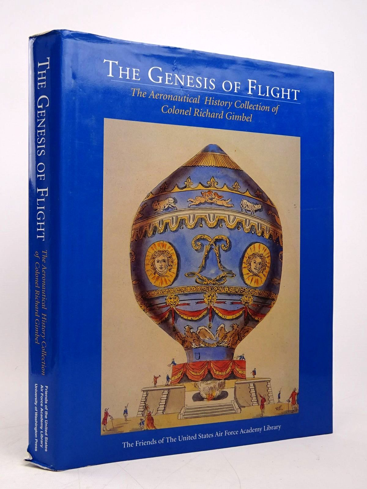 Photo of THE GENESIS OF FLIGHT published by University of Washington Press (STOCK CODE: 1817988)  for sale by Stella & Rose's Books