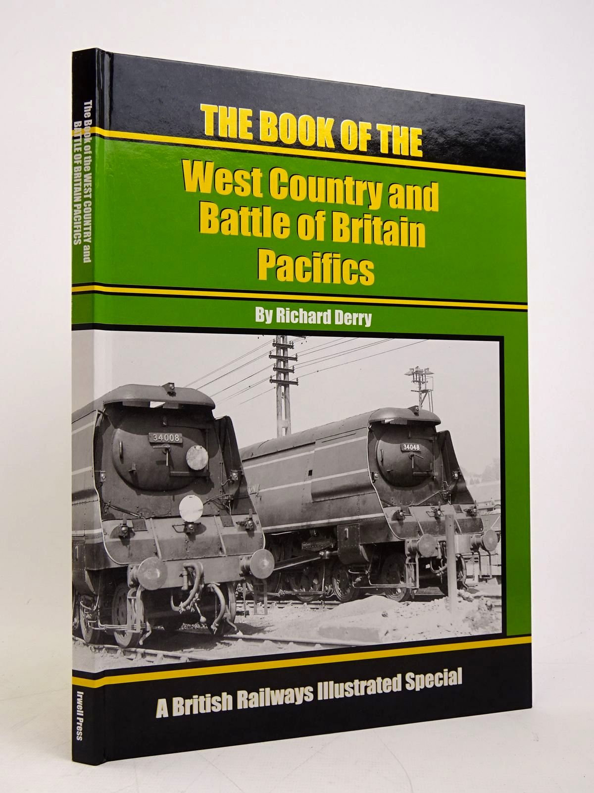 Photo of THE BOOK OF THE WEST COUNTRY AND BATTLE OF BRITAIN PACIFICS- Stock Number: 1818000