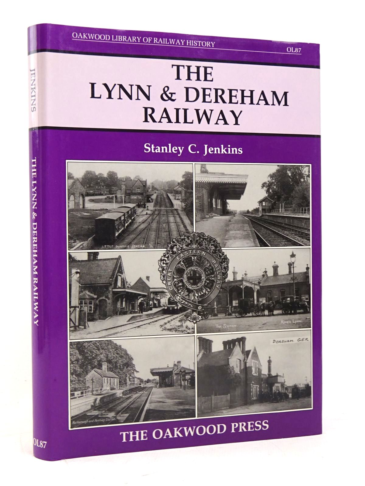 Photo of THE LYNN AND DEREHAM RAILWAY: THE KINGS LYNN TO NORWICH LINE- Stock Number: 1818013