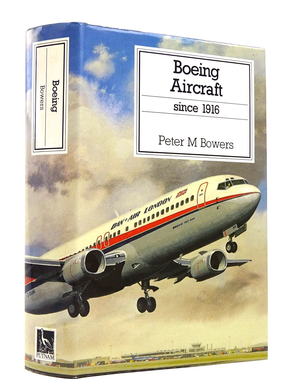Photo of BOEING AIRCRAFT SINCE 1916- Stock Number: 1818014