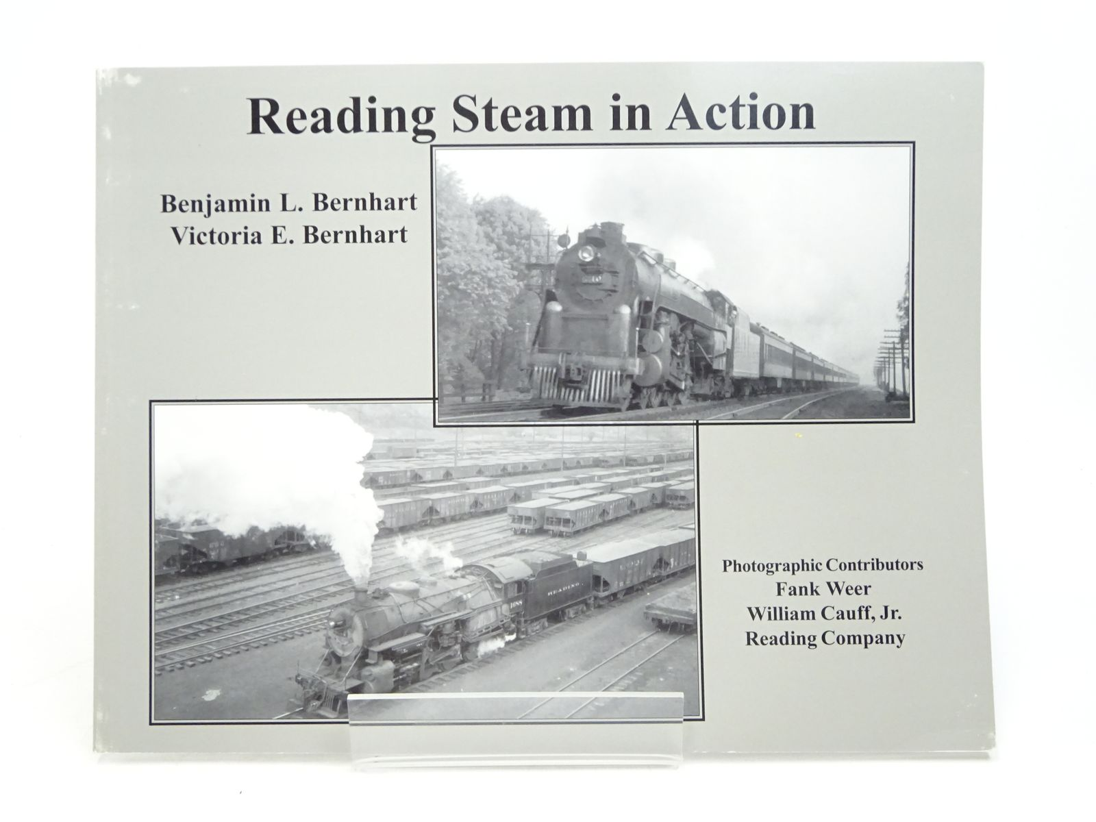 Photo of READING STEAM IN ACTION- Stock Number: 1818036