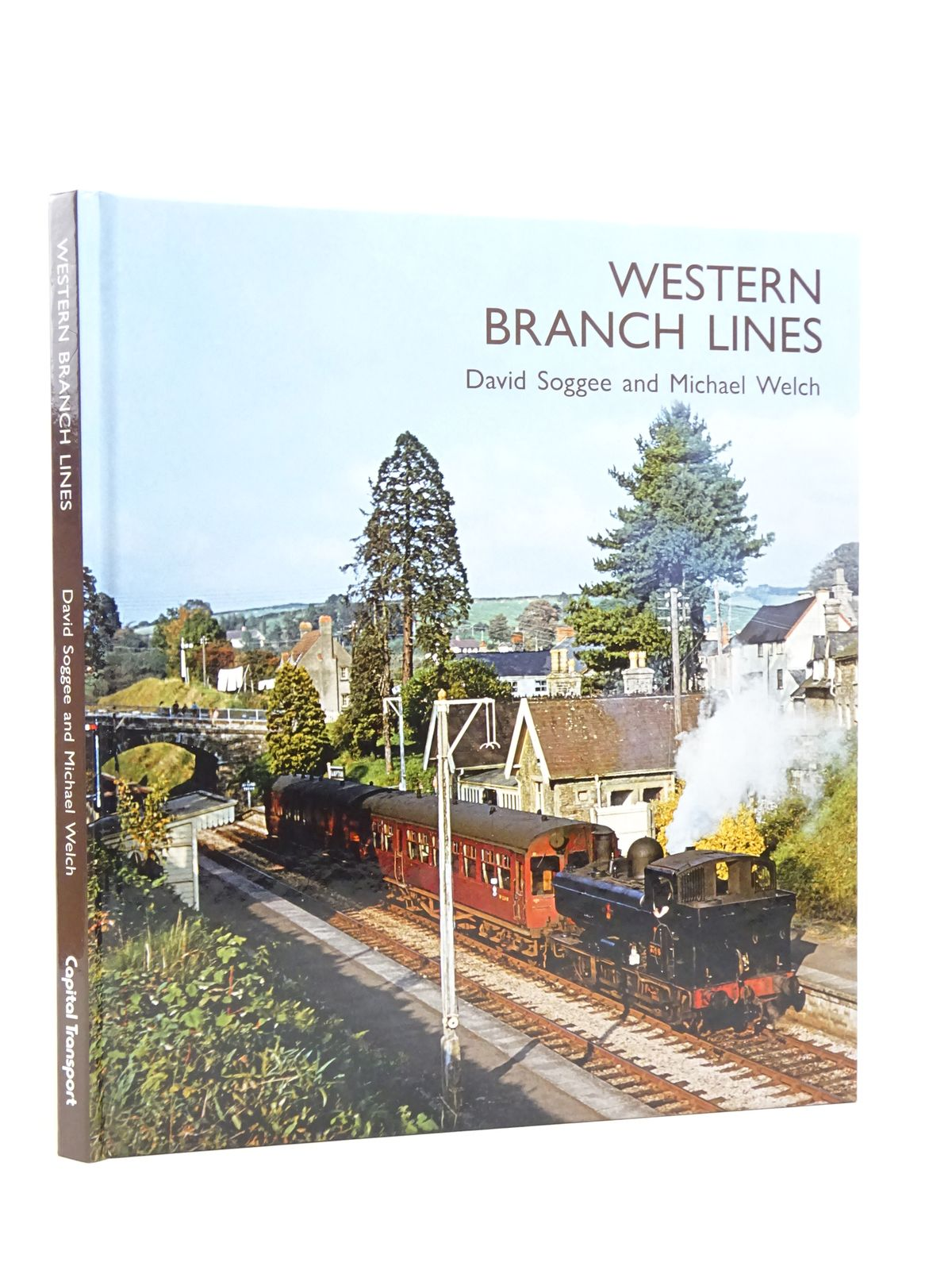 Photo of WESTERN BRANCH LINES written by Soggee, David<br />Welch, Michael published by Capital Transport (STOCK CODE: 1818047)  for sale by Stella & Rose's Books