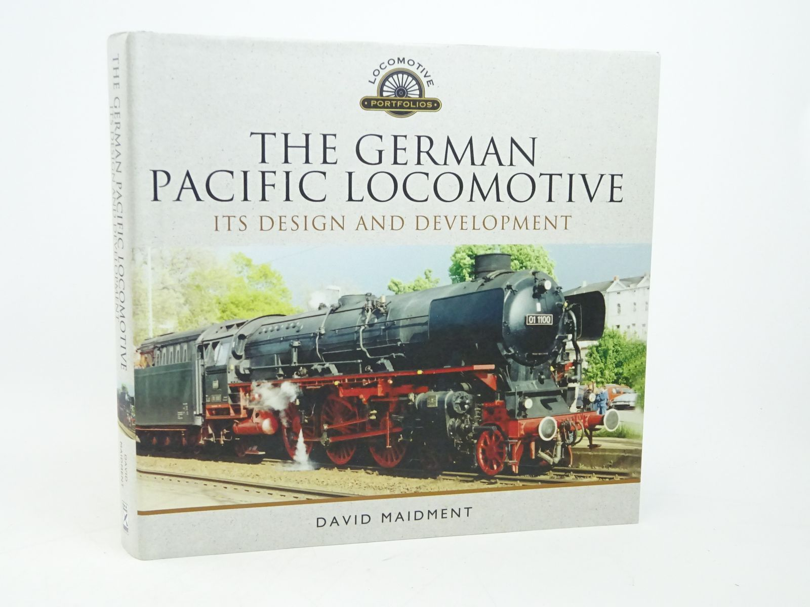 Photo of THE GERMAN PACIFIC LOCOMOTIVE: ITS DESIGN AND DEVELOPMENT written by Maidment, David published by Pen & Sword Transport (STOCK CODE: 1818048)  for sale by Stella & Rose's Books