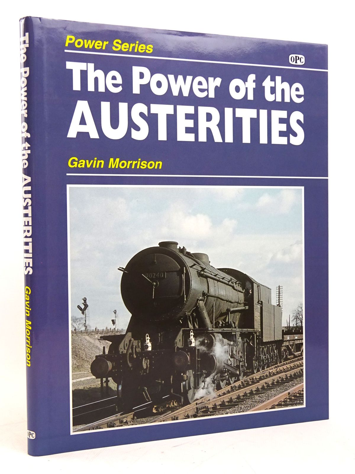Photo of THE POWER OF THE AUSTERITIES written by Morrison, Gavin published by Oxford Publishing (STOCK CODE: 1818058)  for sale by Stella & Rose's Books