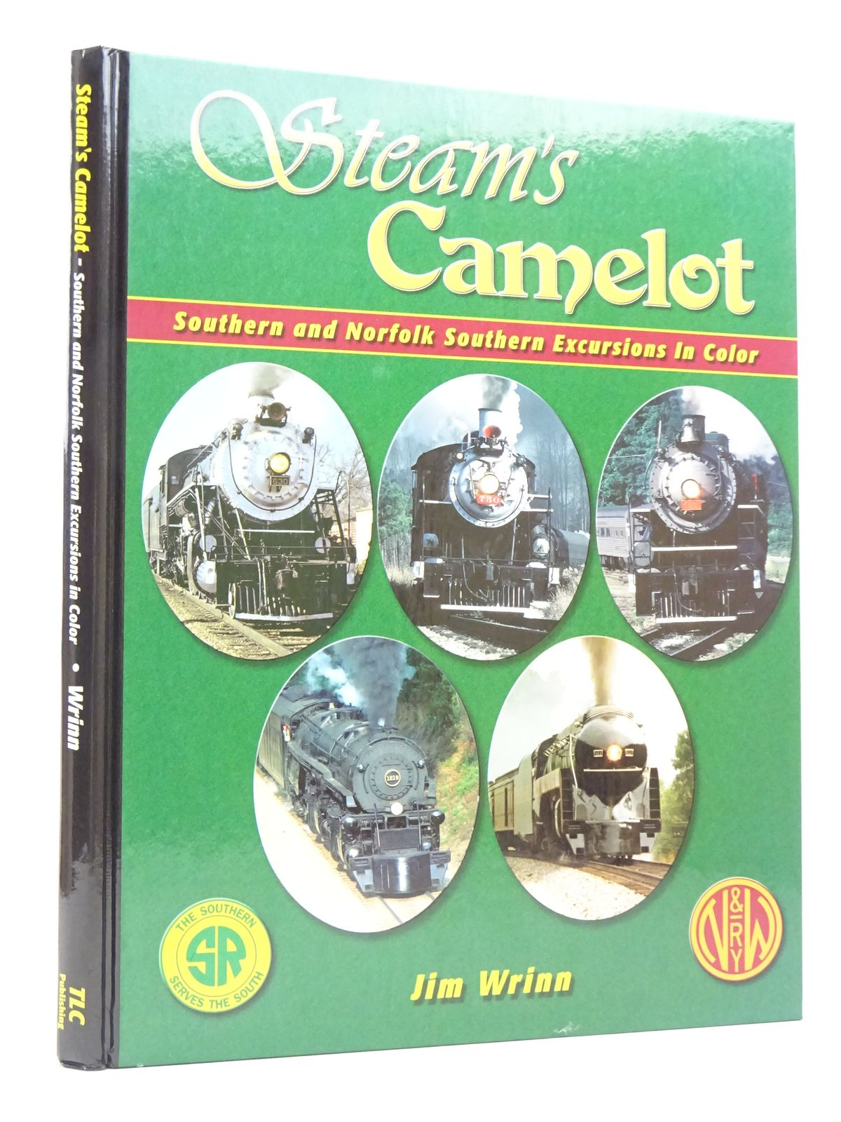 Photo of STEAM'S CAMELOT: SOUTHERN AND NORFOLK SOUTHERN EXCURSIONS IN COLOR written by Wrinn, Jim published by TLC Publishing Inc. (STOCK CODE: 1818069)  for sale by Stella & Rose's Books