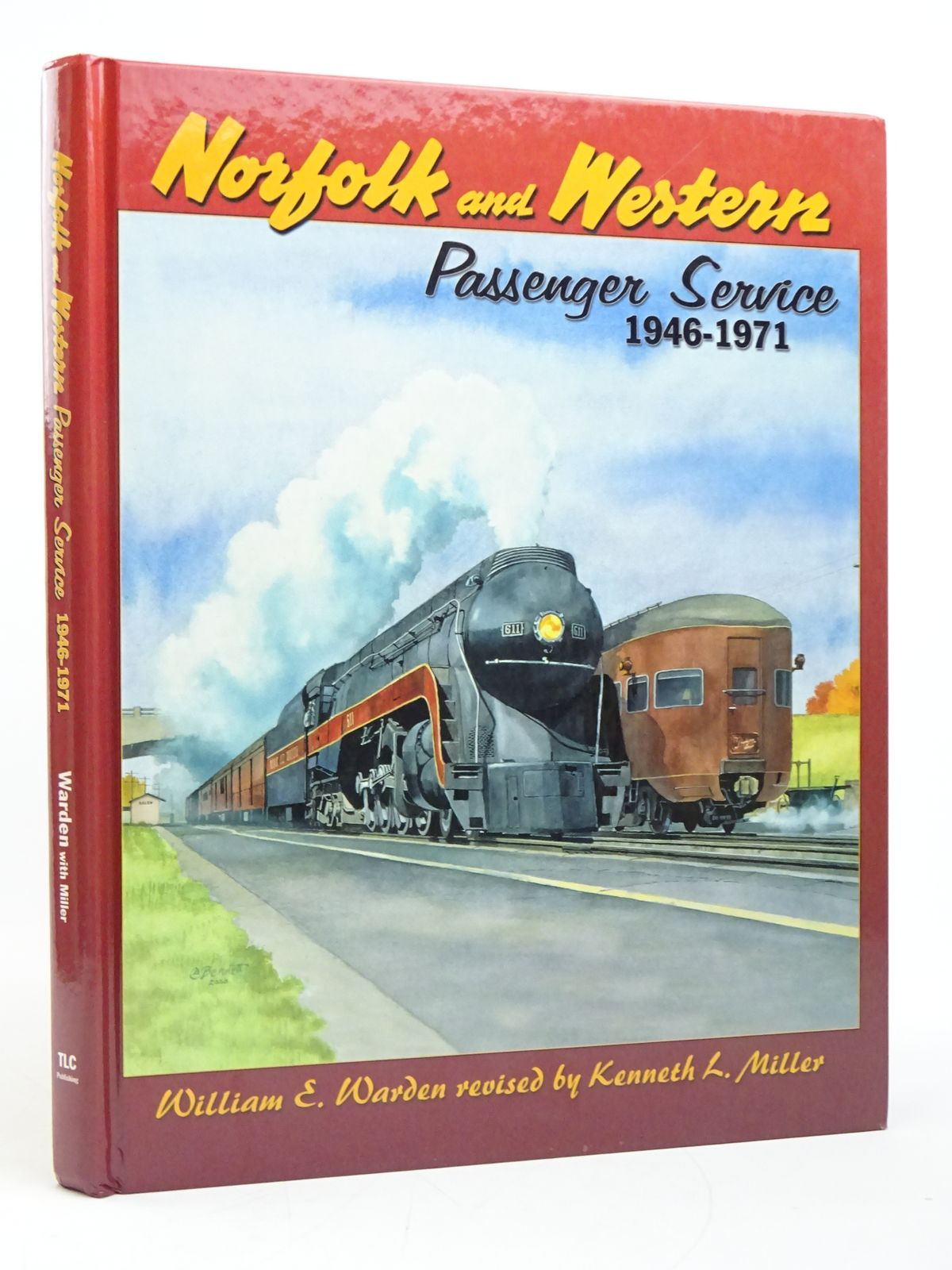 Photo of NORFOLK AND WESTERN PASSENGER SERVICE 1946-1971- Stock Number: 1818070