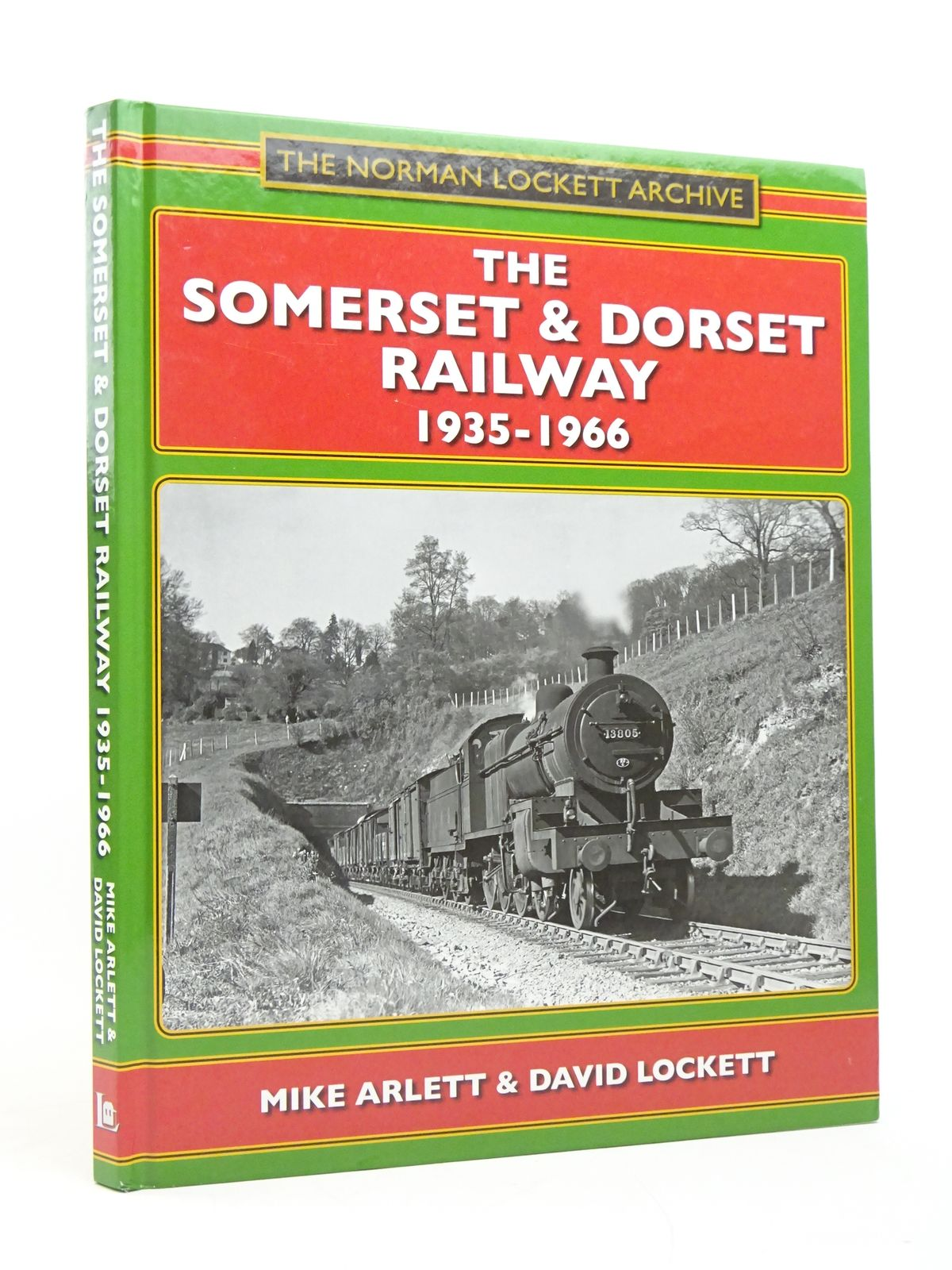 Photo of THE SOMERSET & DORSET RAILWAY 1935-1966 written by Arlett, Mike Lockett, David published by Lightmoor Press (STOCK CODE: 1818074)  for sale by Stella & Rose's Books
