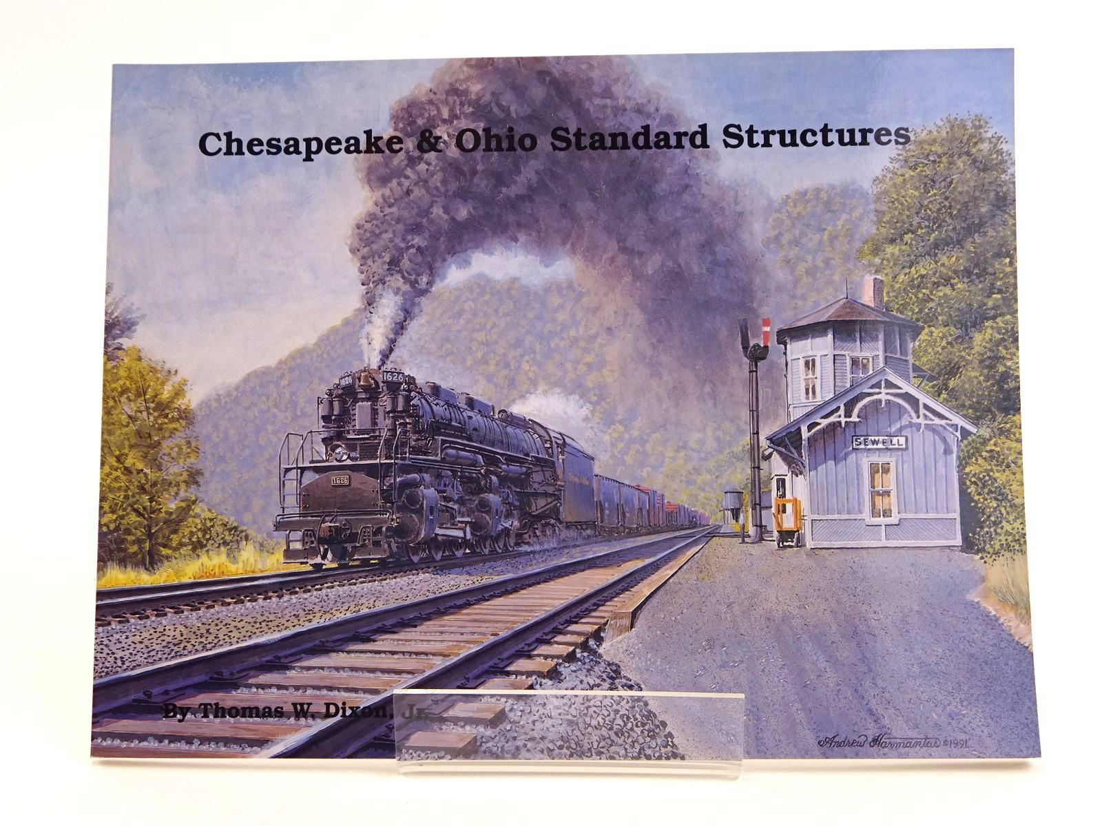 Photo of CHESAPEAKE & OHIO STANDARD STRUCTURES- Stock Number: 1818084