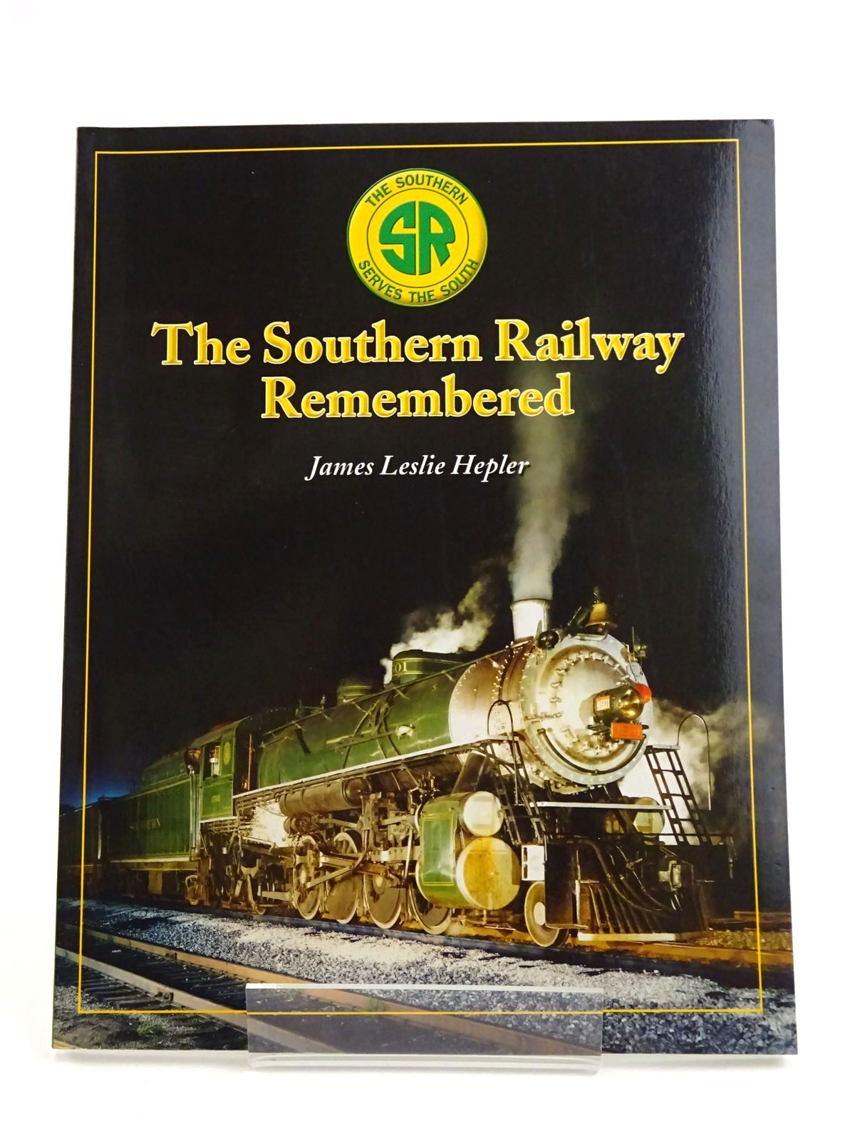 Photo of THE SOUTHERN RAILWAY REMEMBERED written by Helper, James Leslie published by TLC Publishing Inc. (STOCK CODE: 1818087)  for sale by Stella & Rose's Books