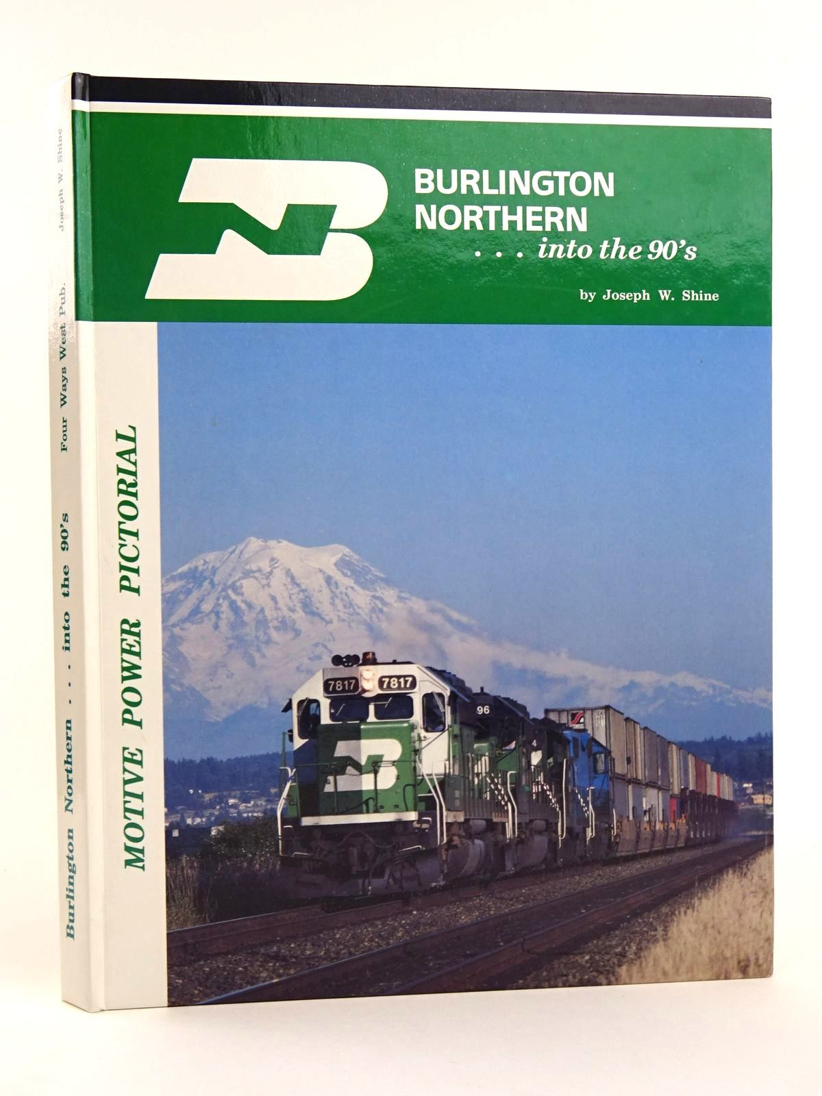 Photo of BURLINGTON NORTHERN... INTO THE 90'S- Stock Number: 1818093
