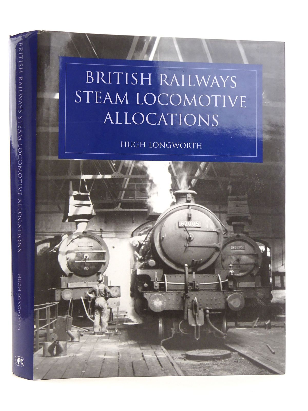 Photo of BRITISH RAILWAYS STEAM LOCOMOTIVE ALLOCATIONS- Stock Number: 1818110