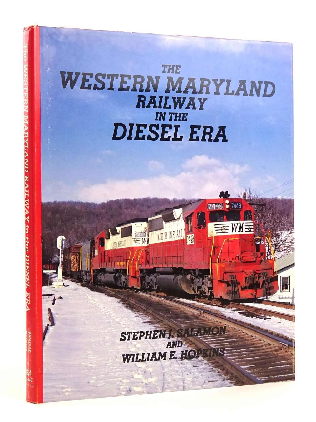 Photo of THE WESTERN MARYLAND RAILWAY IN THE DIESEL ERA- Stock Number: 1818122
