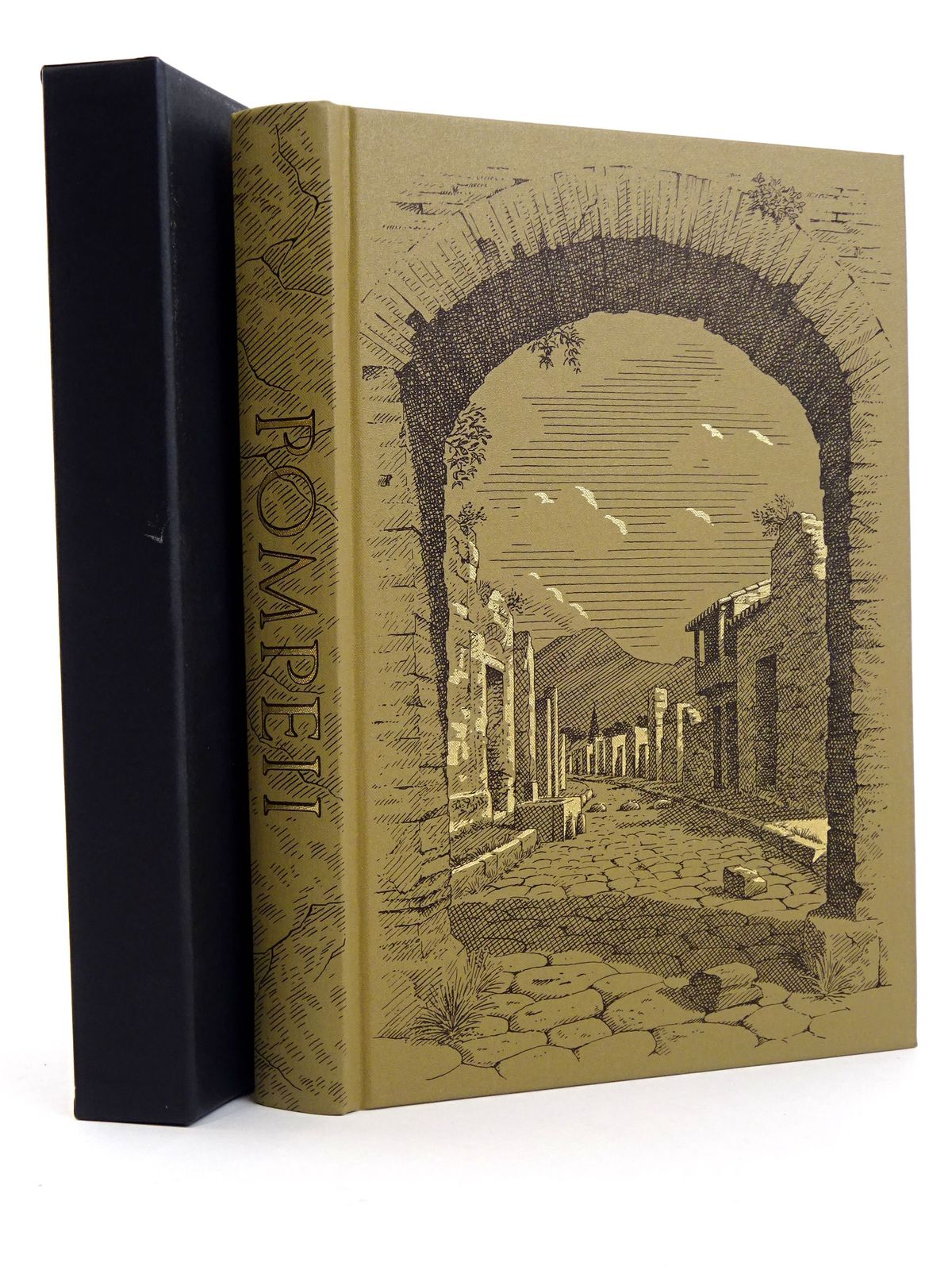 Photo of POMPEII & HERCULANEUM CITIES OF VESUVIUS- Stock Number: 1818132