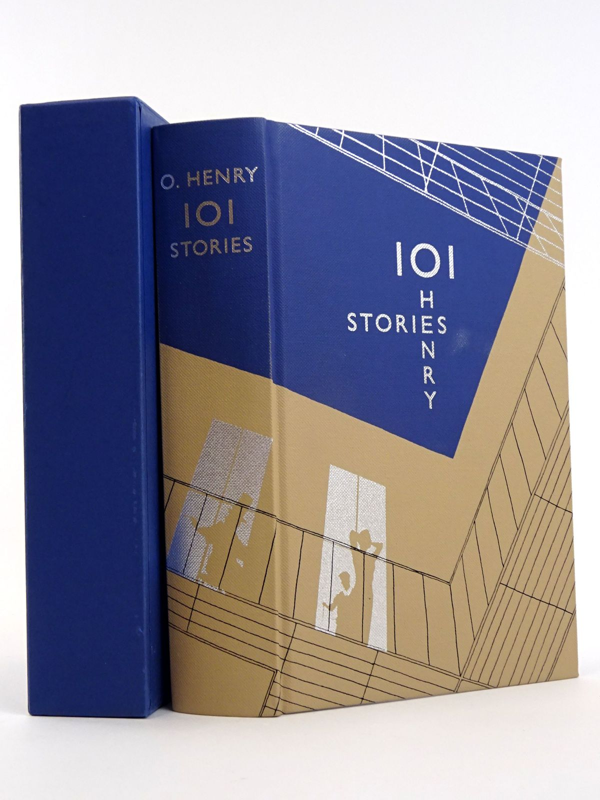 Photo of 101 STORIES written by Henry, O. illustrated by Waters, Rod published by Folio Society (STOCK CODE: 1818137)  for sale by Stella & Rose's Books