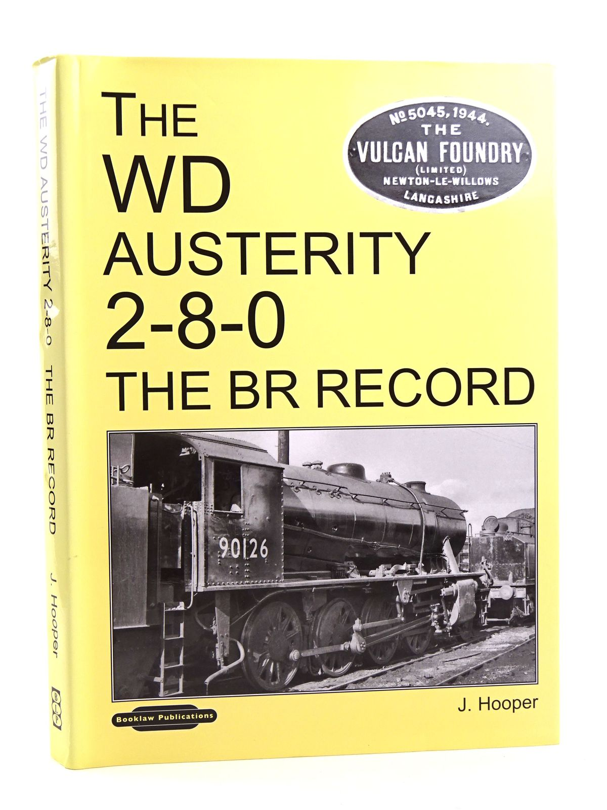 Photo of THE WD AUSTERITY 2-8-0 THE BR RECORD- Stock Number: 1818141