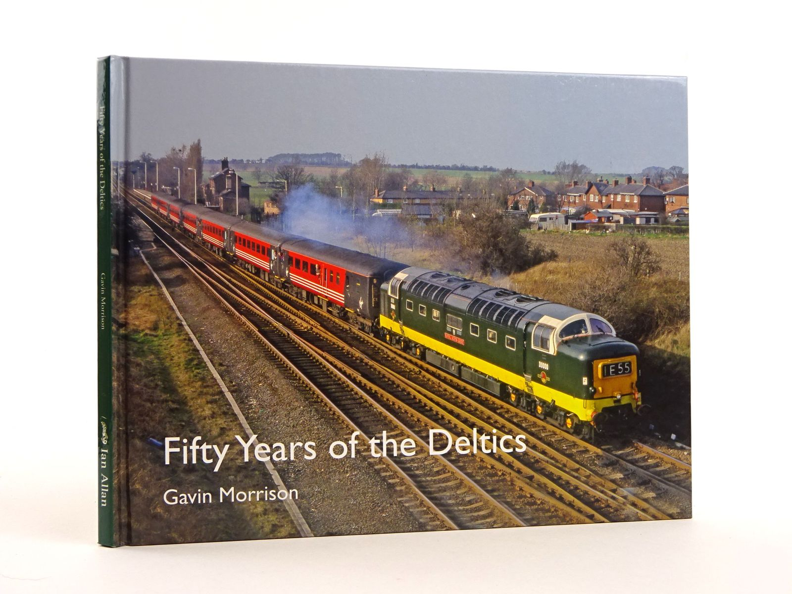 Photo of FIFTY YEARS OF THE DELTICS written by Morrison, Gavin published by Ian Allan (STOCK CODE: 1818146)  for sale by Stella & Rose's Books