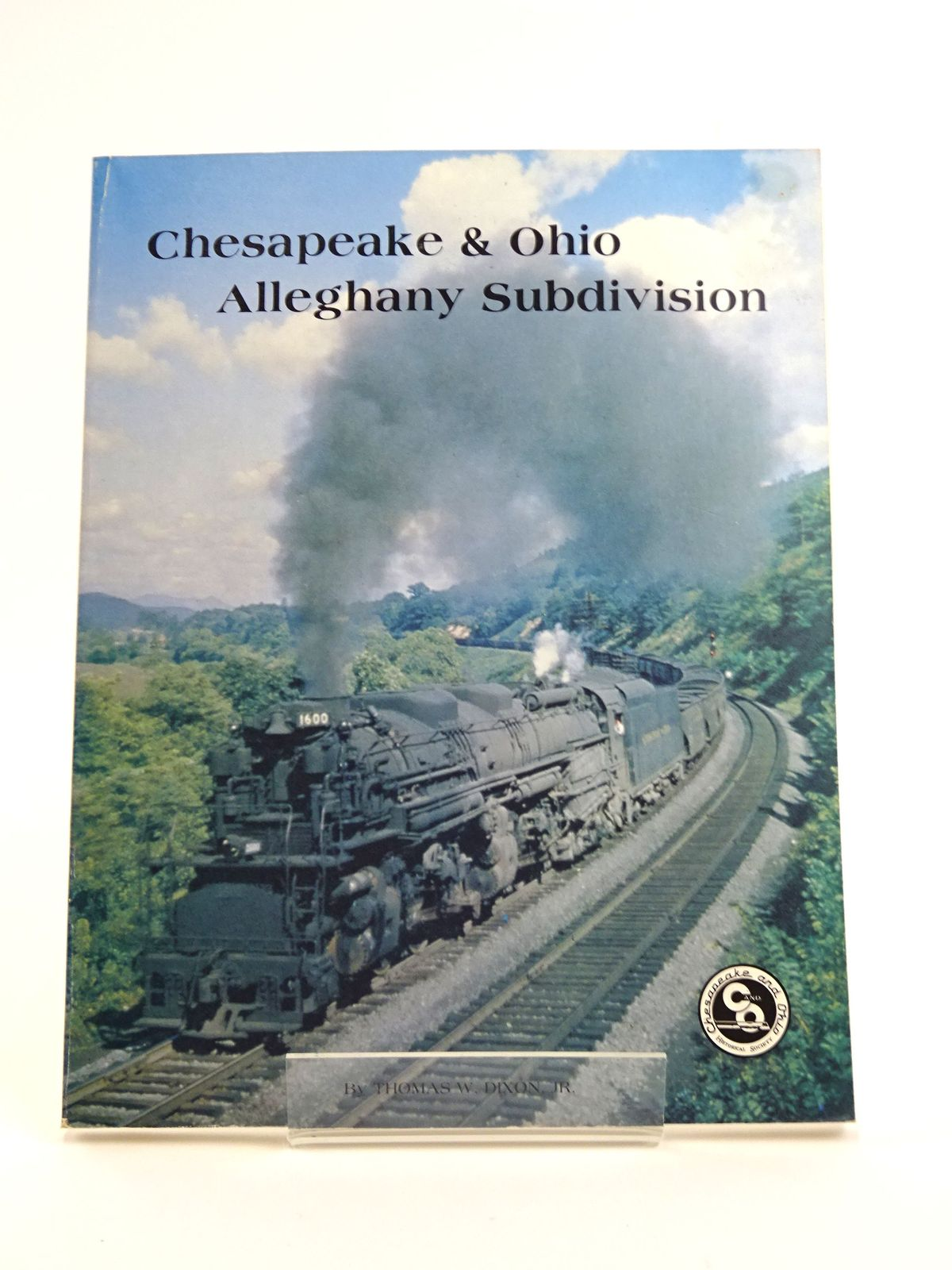 Photo of CHESAPEAKE & OHIO ALLEGHANY SUBDIVISION written by Dixon, Thomas W. published by Chesapeake & Ohio Historical Society, Inc. (STOCK CODE: 1818153)  for sale by Stella & Rose's Books