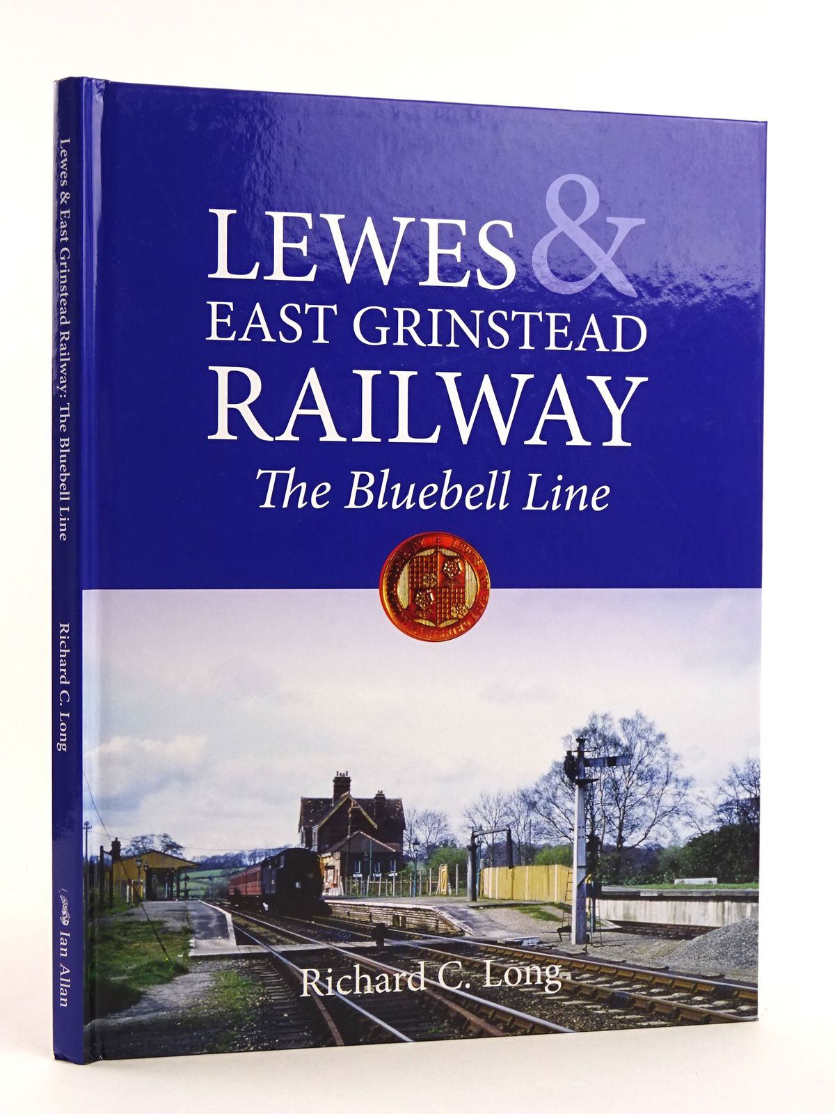 Photo of LEWES & EAST GRINSTEAD RAILWAY: THE BLUEBELL LINE- Stock Number: 1818154