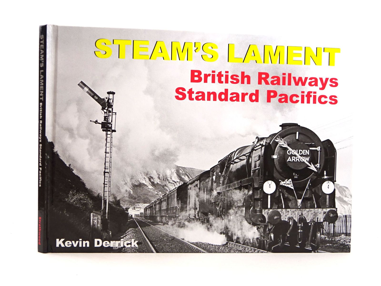 Photo of STEAM'S LAMENT: BRITISH RAILWAYS STANDARD PACIFICS- Stock Number: 1818155