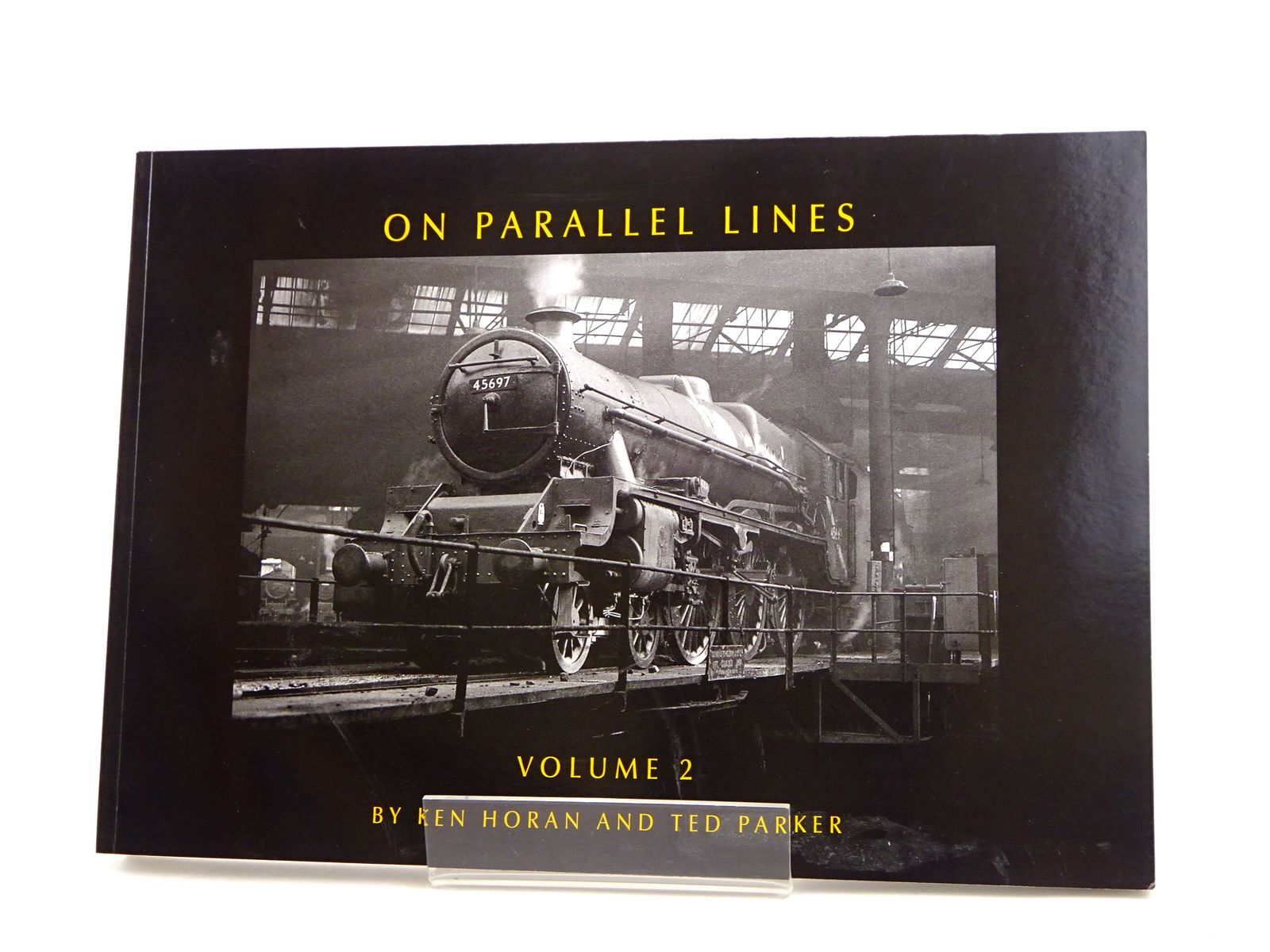 Photo of ON PARALLEL LINES VOLUME 2 written by Horan, Ken<br />Parker, Ted published by On Parallel Lines Publishing (STOCK CODE: 1818163)  for sale by Stella & Rose's Books