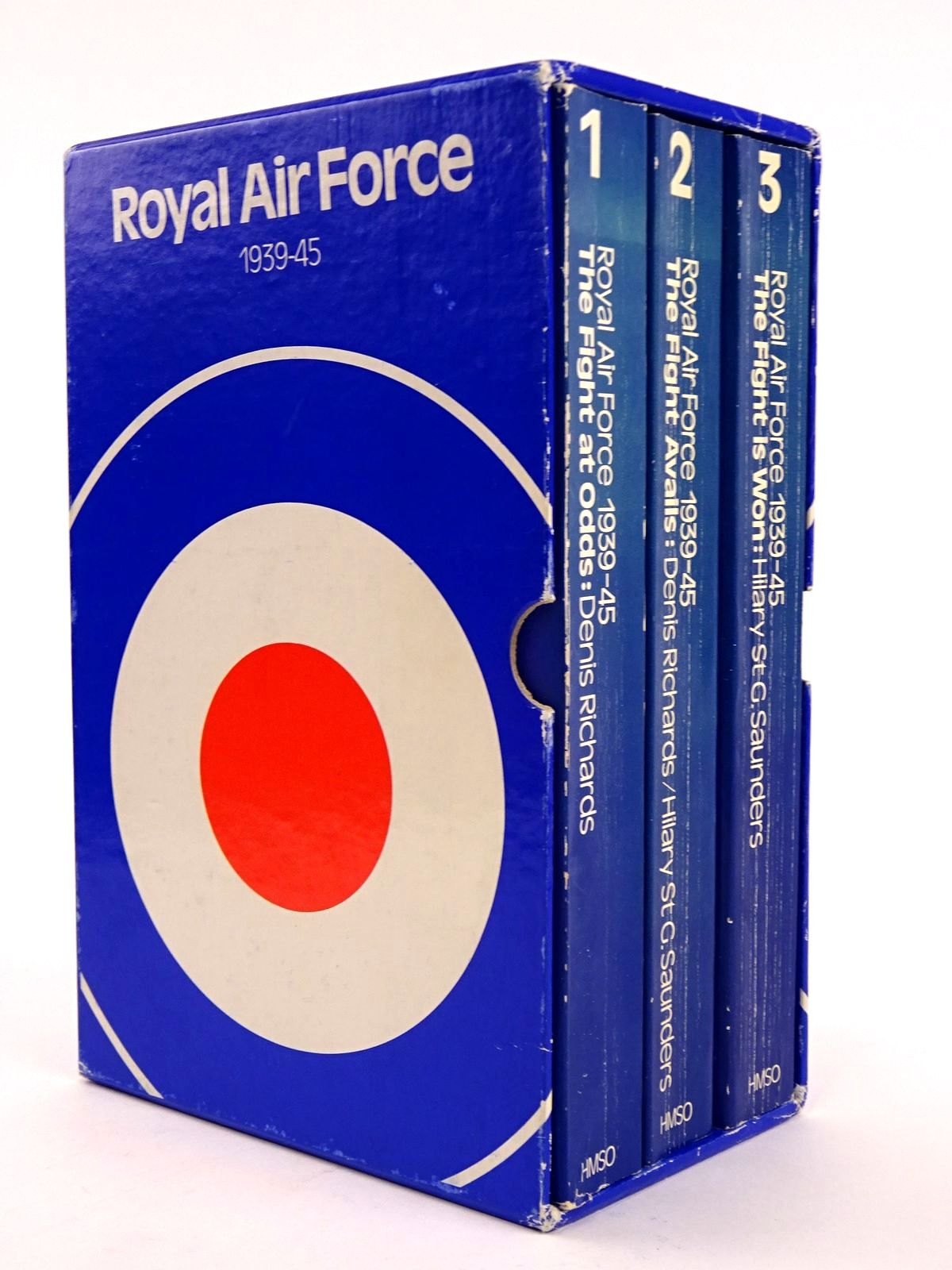 Photo of ROYAL AIR FORCE 1939-1945 (3 VOLUMES)- Stock Number: 1818170