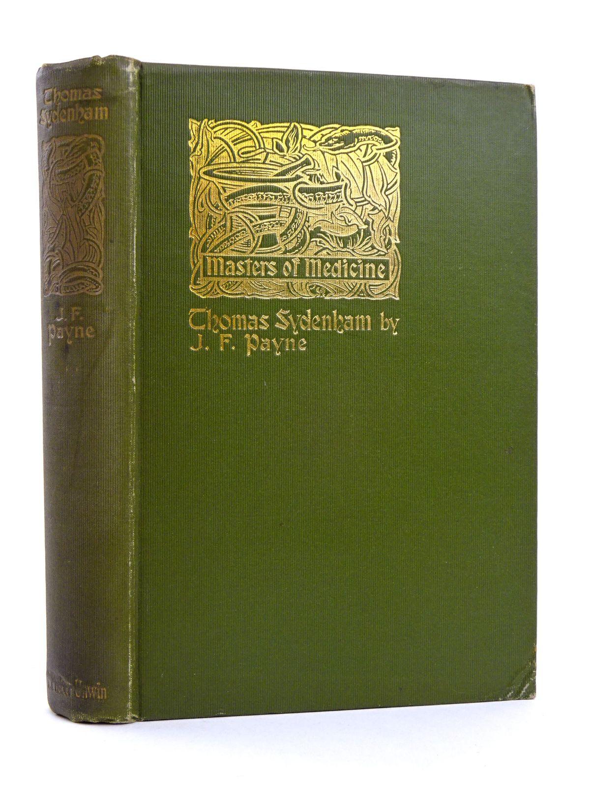 Photo of THOMAS SYDENHAM- Stock Number: 1818179